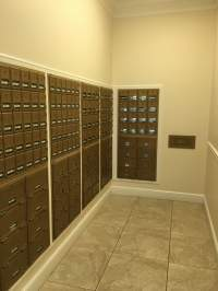Postal Center Mail drop & boxes